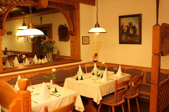 Bild:Hotel Gasthof Zum Biber Restaurant