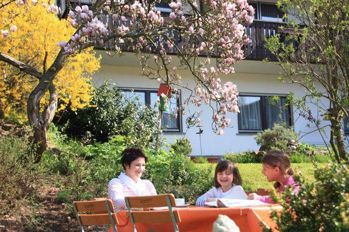 Bild:Hotel Gasthof Zum Biber Außenanlage