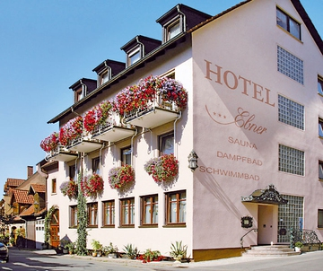 Bad Königshofen  Hotel Ebner